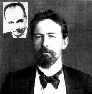 Anton Çehov (1860-1904) ve Hasan Ali Ediz (1904-1972)
